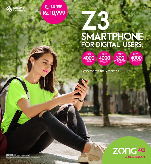 Zong Z3