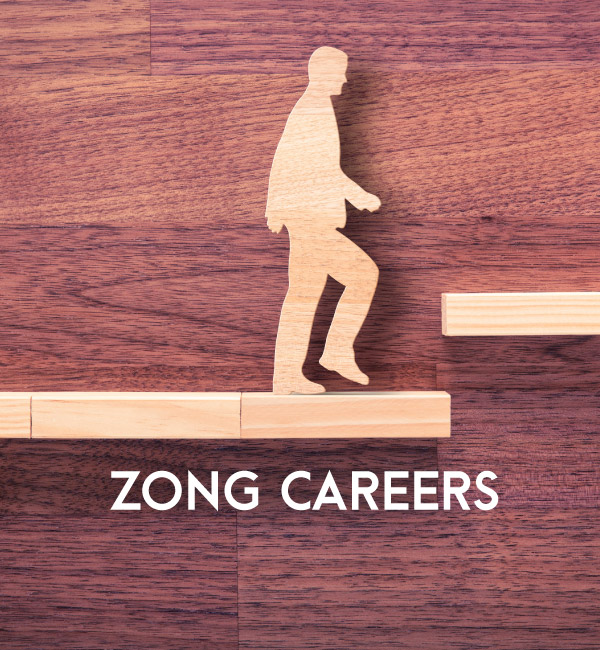Zong 4G Pakistan – Career