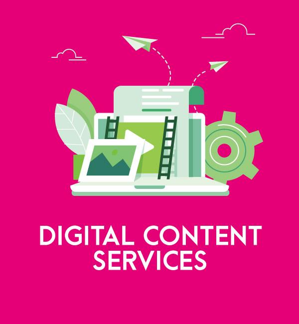 digital content services
