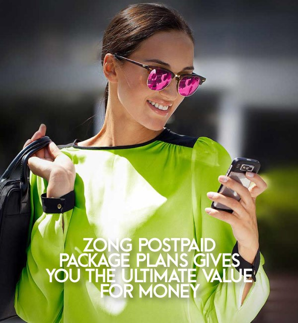 zong postpaid package plans