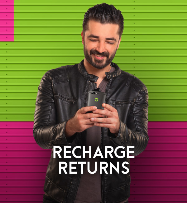 Online Recharge is Back
